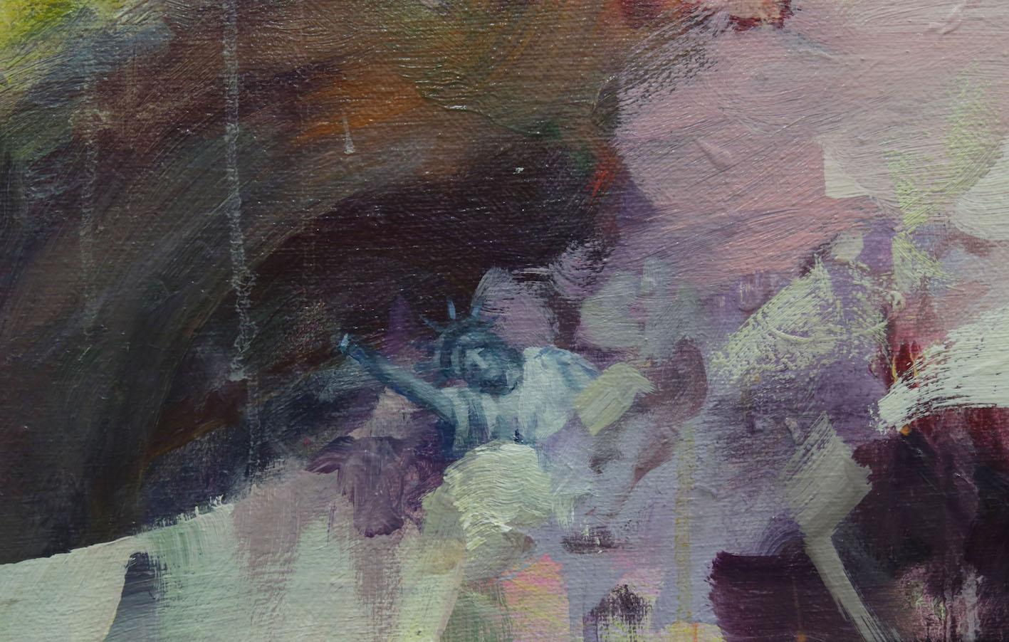 Peihang Huang - The Search (Detail)