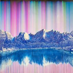 Shane McAdams - Organ Mountains, In Blue