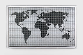 Santiago Montoya - World Map (Vale-un-Pe