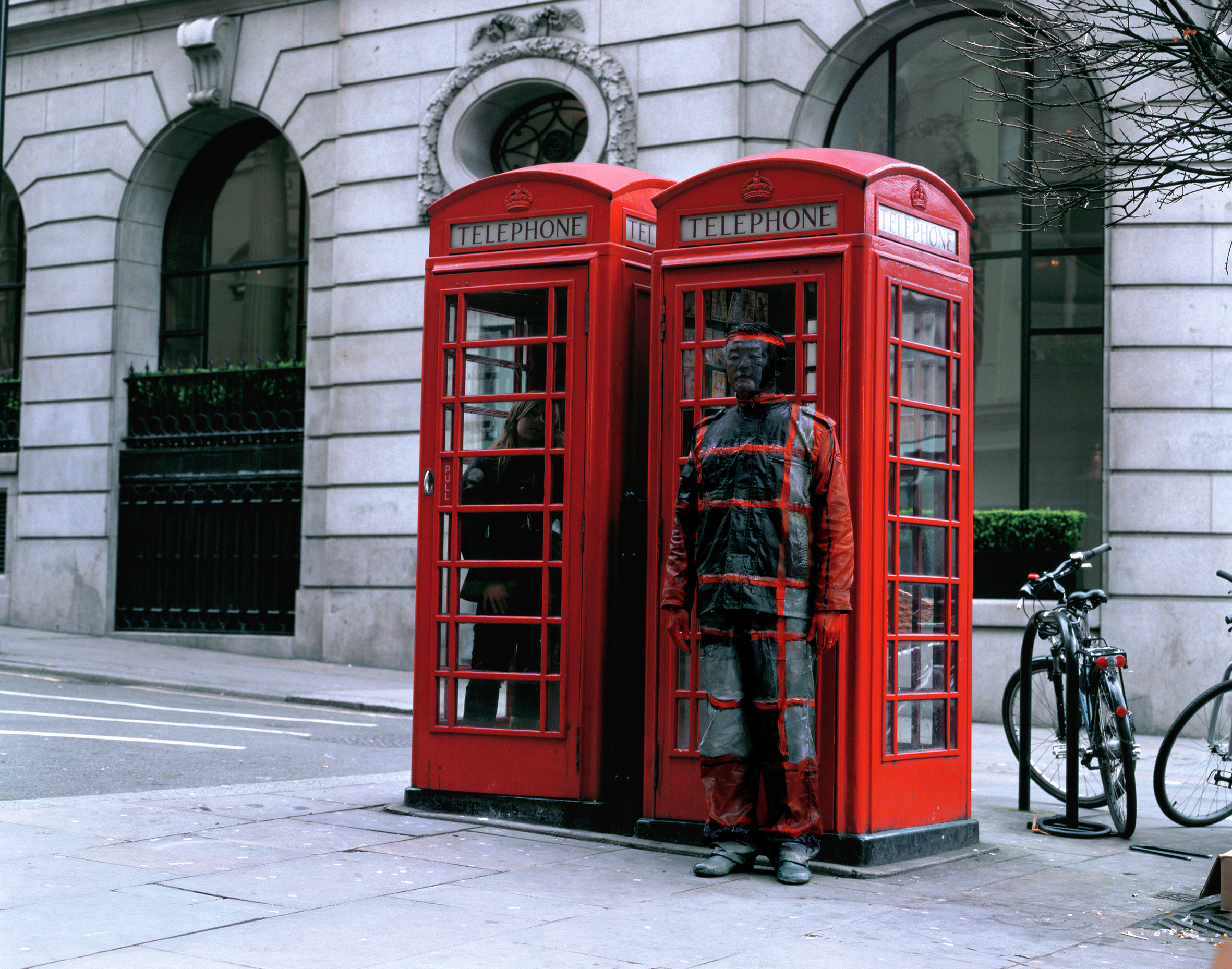Hiding in the City - No.65 Telephone Booth
