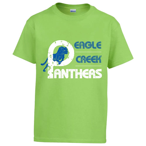 Lime Green Cotton Spirit Shirt