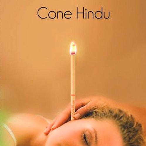 Sessão de Cone Hindú (40min)