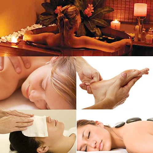 Ofurô + Massagem 1h30 + Hot Stones + Shiatsu Facial