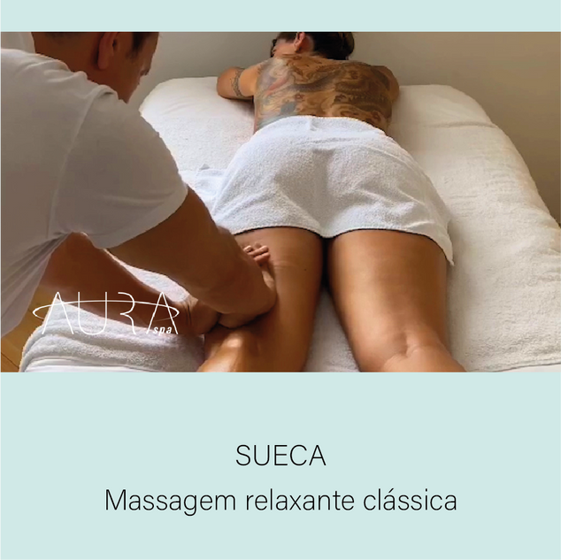 Massagem Sueca