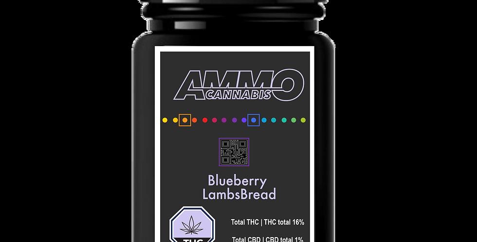 Blueberry Lambsbread