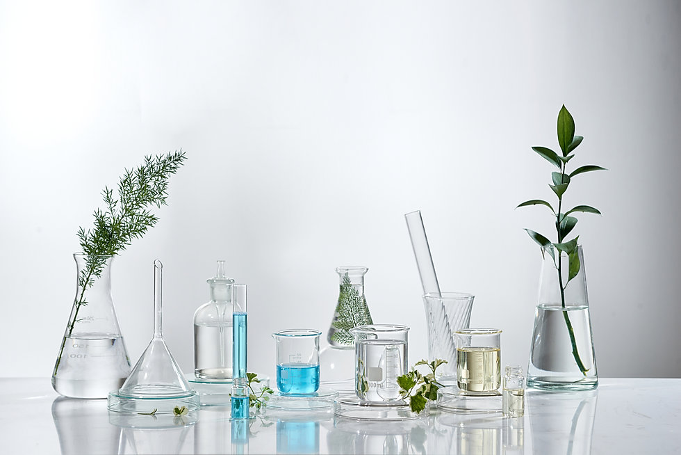 cosmetic laboratory research and develop