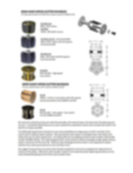 Pricing and illustrations of all DDM Power Tool cutter bundles