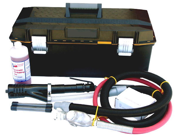 NS-2500 Vacuum needle Scaler kit