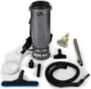 Backpack HEPA Vacuum Cleaner