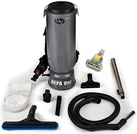 Backpact HEPA Vacuum