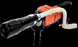 Vacuum Electric Needle Scaler