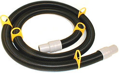 Vacuum hose assembly for use with DDM Power Tools