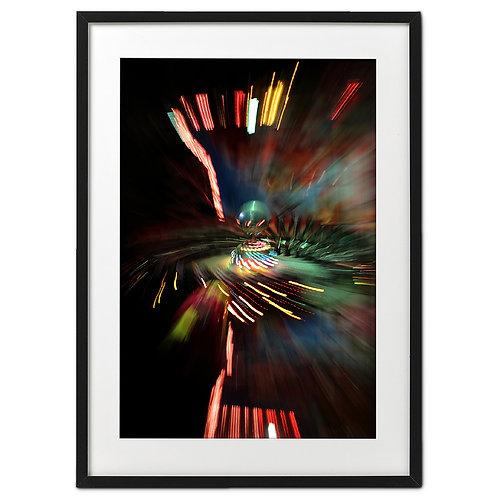 """Luminescence"" n°5 (Gd format 50x70 cm)"