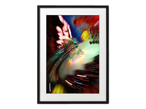 """Luminescence"" n°6 (Gd format 50x70 cm)"