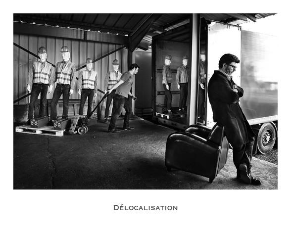 Délocalisation