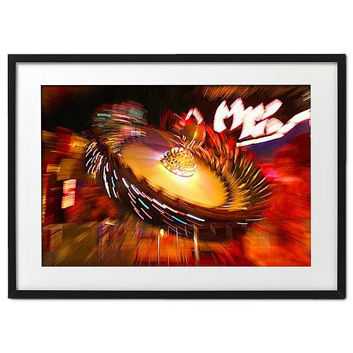 """Luminescence"" n°4 (Gd format 50x70 cm)"