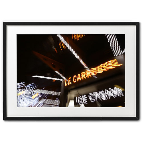 """Luminescence"" n°1 (Gd format 50x70 cm)"
