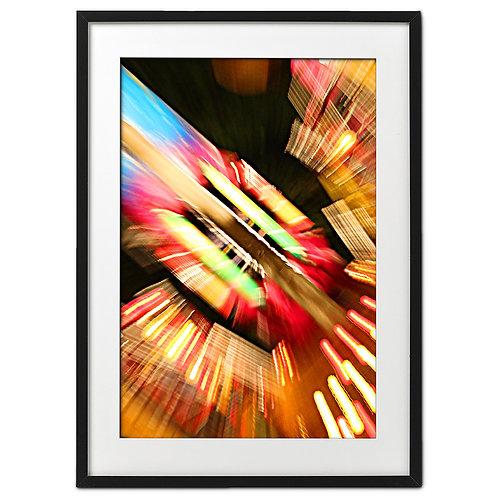 """Luminescence"" n°7 (Pt format 30x40 cm)"
