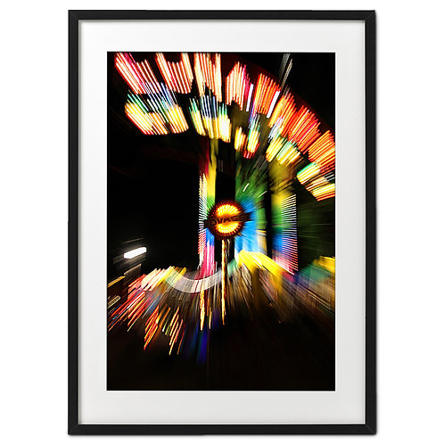 """Luminescence"" n°3 (Pt format 30x40 cm)"