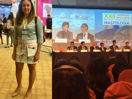 XXII Congresso Brasileiro e IX Simpósio Internacional de Mastologia