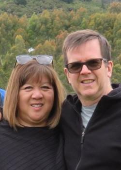 Heather &  Dr Brent Wishart