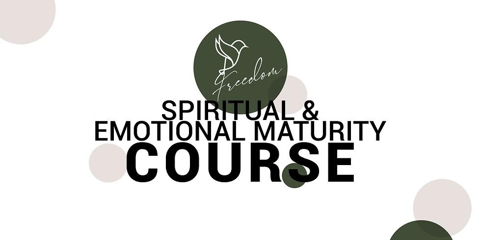 Freedom: Emotional & Spiritual Healthy Living