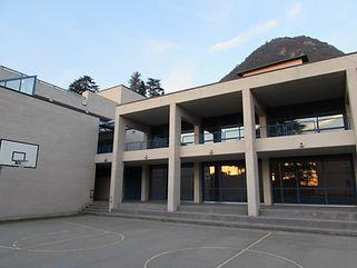 scuola elementare Ruvigliana Bré
