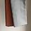 Thumbnail: Brick Orange x Light Denim   Reversible face mask 2.0