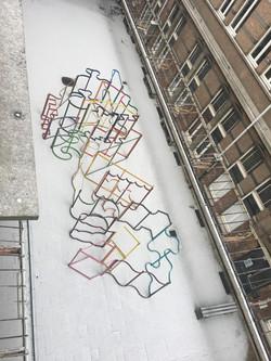 Guy Rombouts - Monika Droste, Fair Ground Azart, 1989