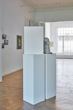 Exhibition view - Code Carambole