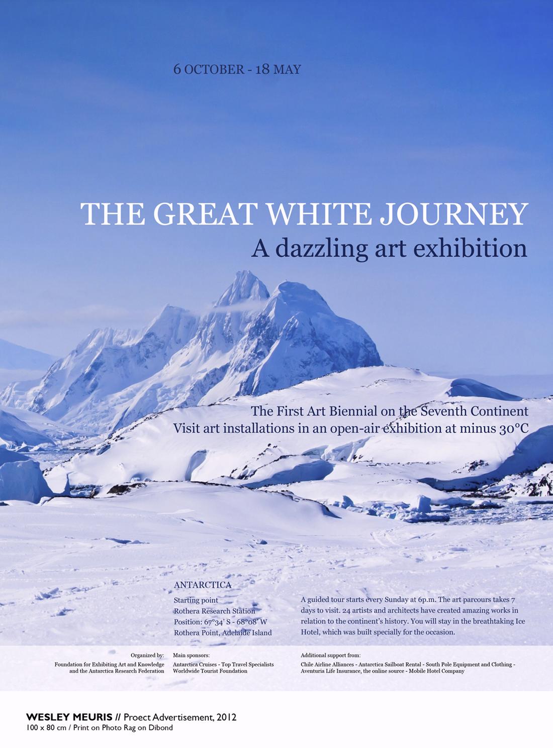 Wesley Meuris-Antartic Biennial -2012
