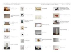 Artworks list
