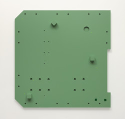 Wesley Meuris, Assembly Panel (IV), 2021