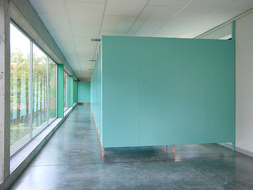 Wesley Meuris, 17 one-persone-cabines, 2003