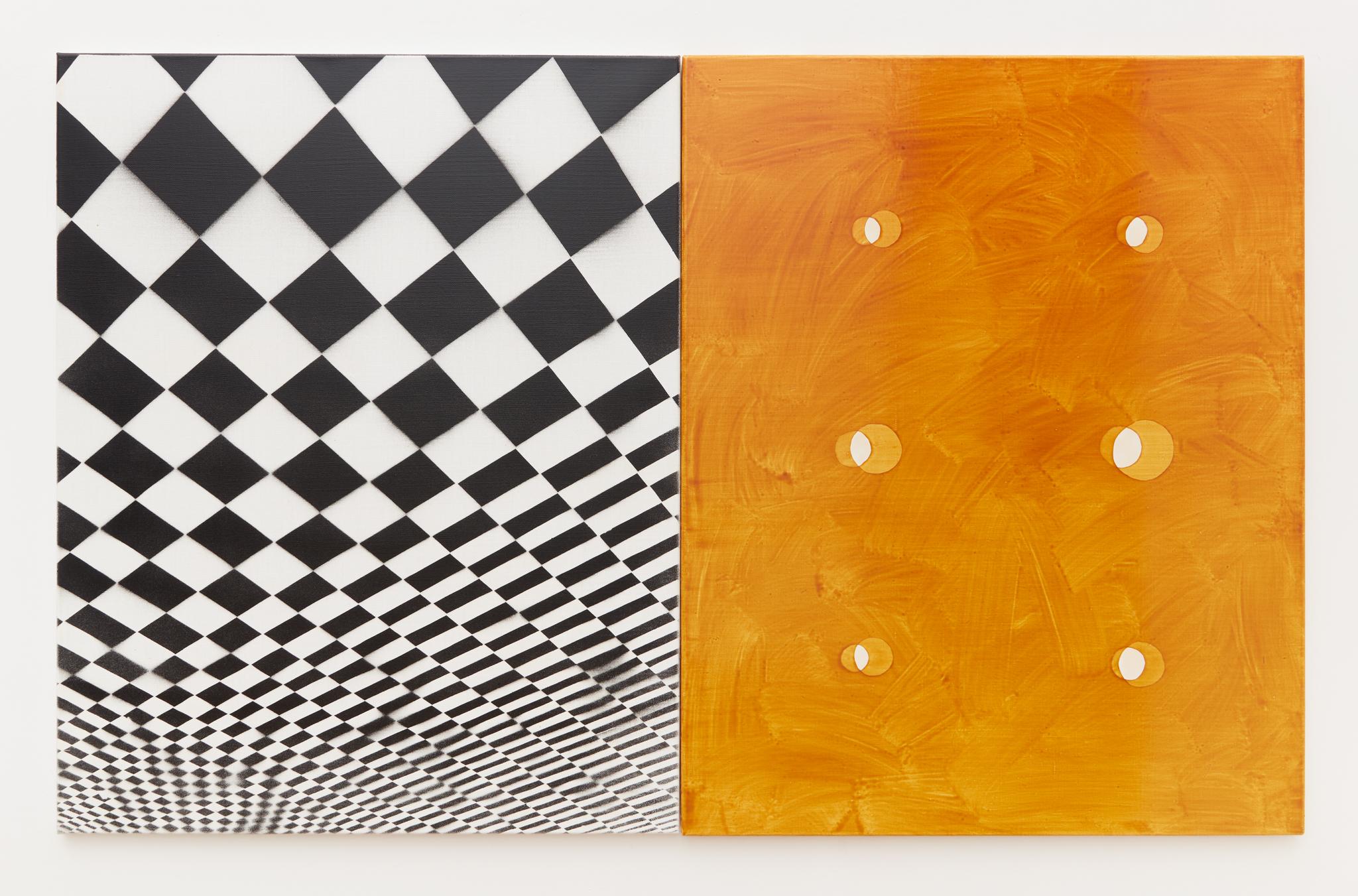 Rik Moens - 2 x Untitled, 2019