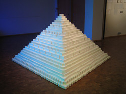 Guy Rombouts - Ziggurat, 1990