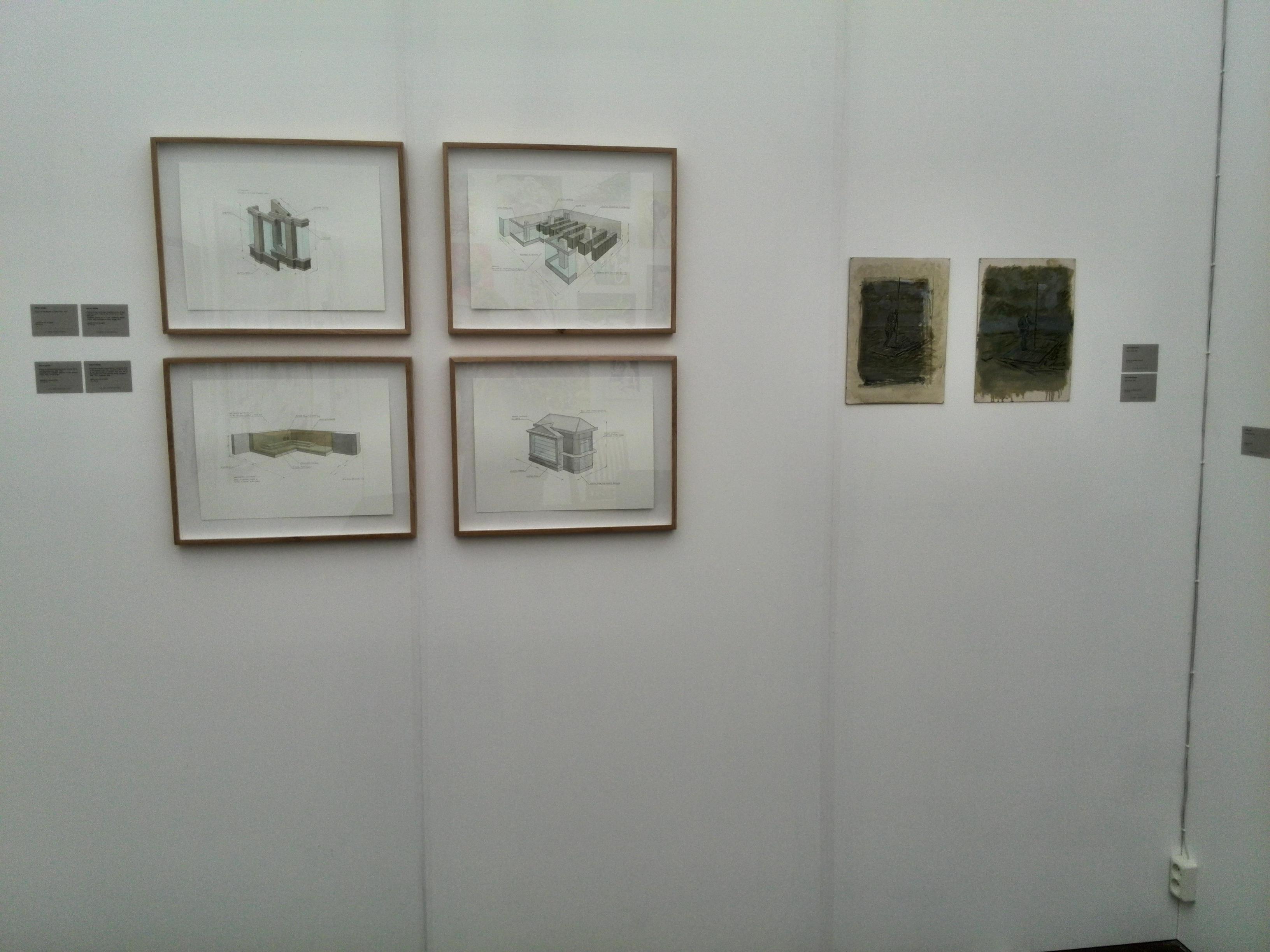 amsterdam drawing - marc vanderleenen - meuris