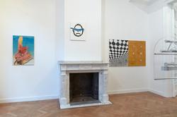 Rik Moens, Exhibition view