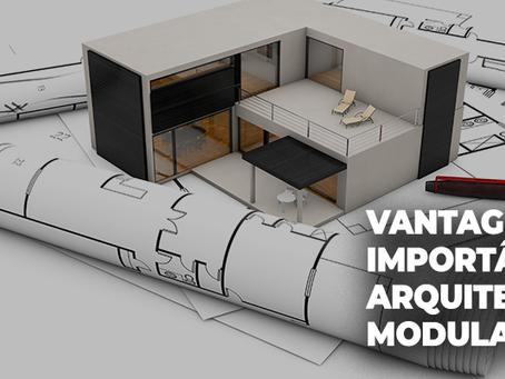 Vantagens e importância da arquitetura modular