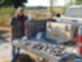 North Texas dove hunts