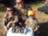 Texas dove hunts