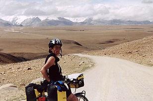 Birgitta Hermans, fietsen van Lhasa naar Kathmandu