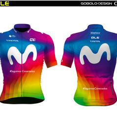Design Your Cycling Jersey