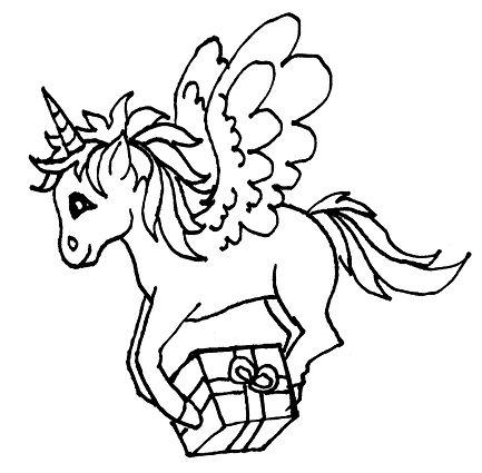 unedited package unicorn