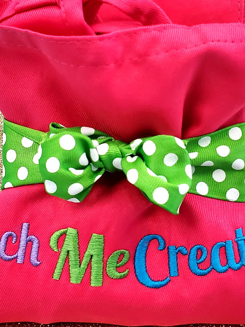 Watch Me Create! Apron