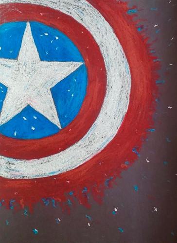 Captain America Shield in Pastel.JPG