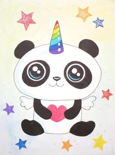Pandacorn
