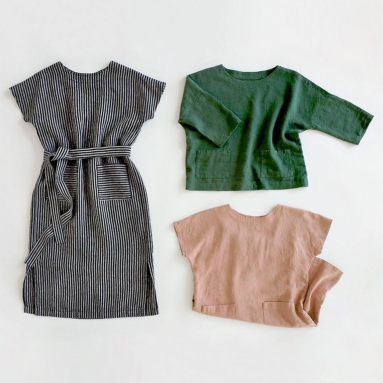 WIKSTEN SHIFT DRESS/TOP SEW-A-LONG