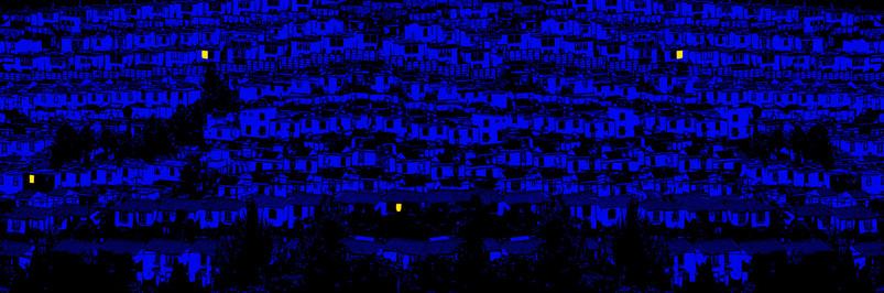 Humanum Vestigium Blue