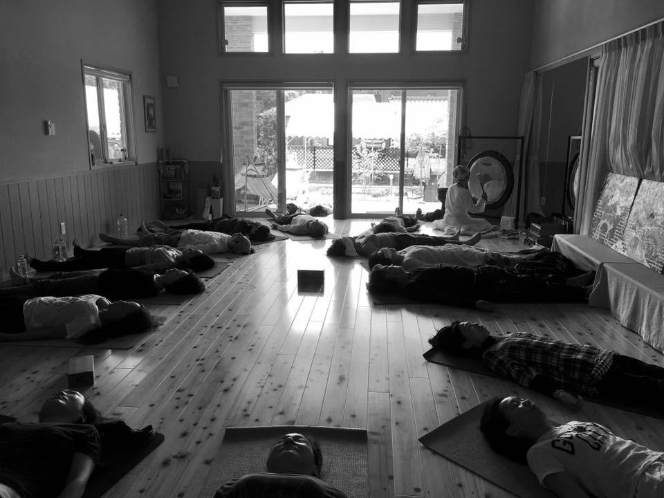 Yoga Terrace Grand Opening